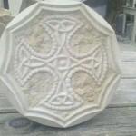Baumberger/Ibbenbürener Sandstein ca.28 x 55cm Handarbeit 195,00€