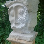 "Skulptur ""Thought"" Baumberger Sandstein 495,00 €"