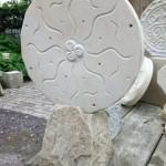 Baumberger Sandstein  55x35cm  Preis auf Anfrage