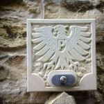 Preußen Münster Klingel  Baumberger Sandstein