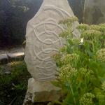 """Skulptur """"Circle Twist"""""""